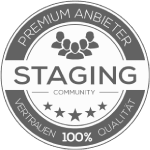 Staging Community Logo